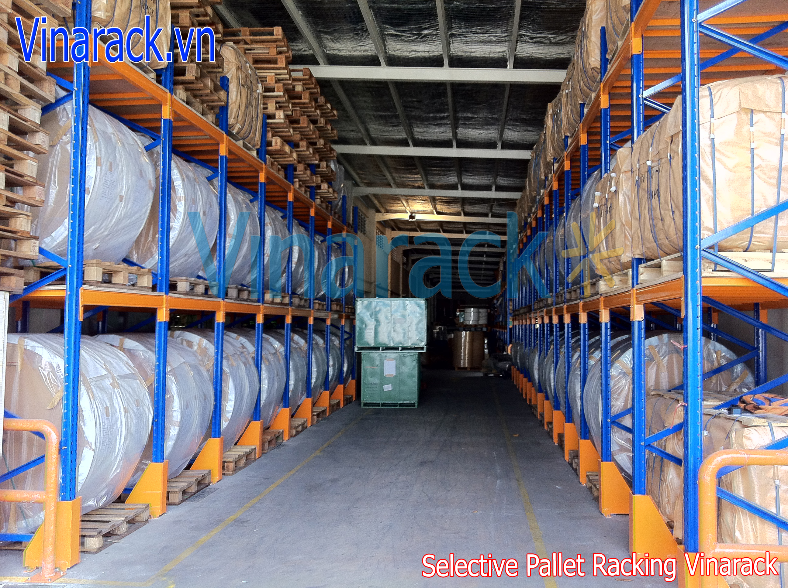 Warehouse racking design Selective pallet