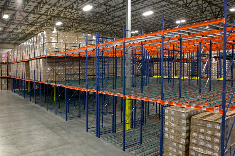 warehouse racking dimensions