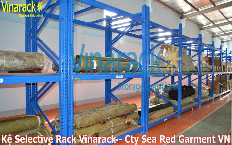 Warehouse racking solutions storage
