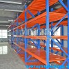 Industrial warehouse store pallet racks