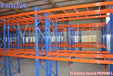 Standard Warehouse Racking Size