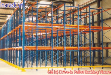 Warehouse racking storage system