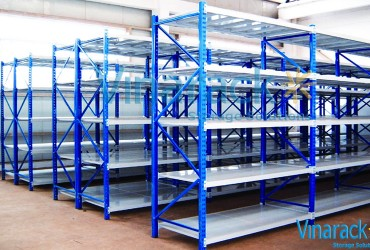 Warehouse racking system design